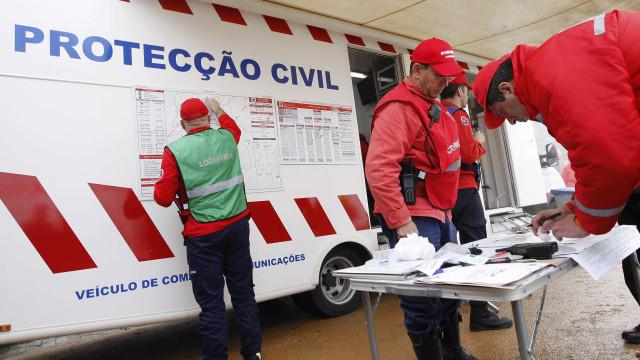 Proteção Civil dá como dominados todos os fogos registados até às 22h
