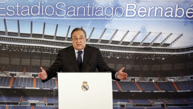 Florentino sobe parada por Ronaldo e negócio pode estar em perigo
