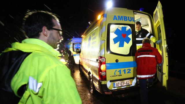 Idosa de 71 anos ferida com gravidade em atropelamento em Lisboa