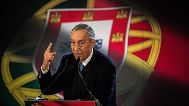 """Presidente da República lembra que Defesa Nacional """"é política de regime"""""""