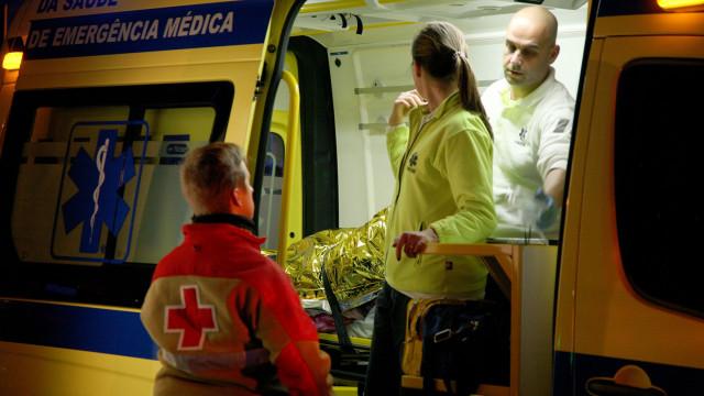 Mulher ferida com gravidade após ter sido baleada em Vila Real