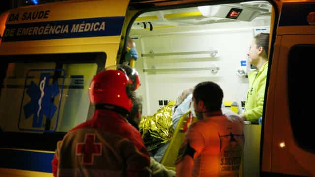 Morre taxista que atropelou mulher e se despistou em Lisboa