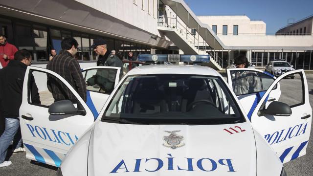 Aluno que acusou PSP de agressão é conhecido da polícia por tráfico