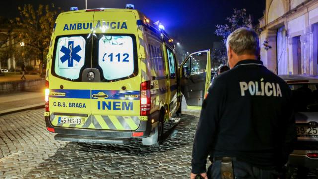 Motociclista morre após despiste em Benavente