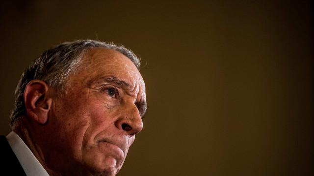 Presidente da República envia condolências à família de Carlos Morais