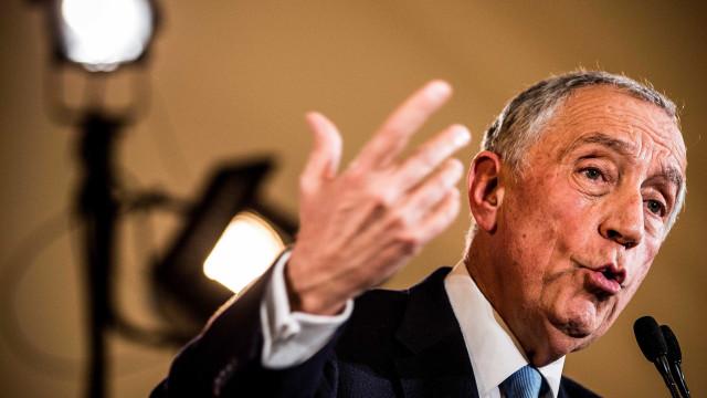 """OE2018: Marcelo prefere """"esperar"""" pela votação final global"""