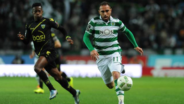 Fiorentina veio a Portugal e ficou com Bruno César na retina
