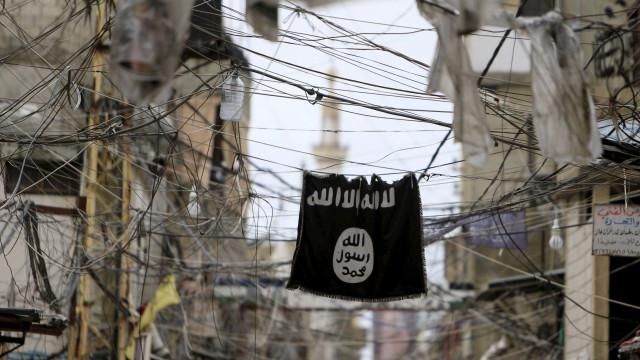Mais de 1.300 jihadistas estrangeiros detidos na Síria