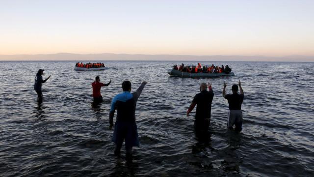 Duzentos migrantes desaparecidos no Mediterrâneo desde o início do ano