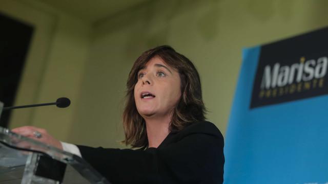 Catarina Martins exorta partidos a decidirem sobre reforma da floresta