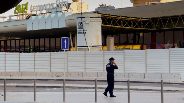 Combustível para o Aeroporto de Faro garantido por agentes da GNR