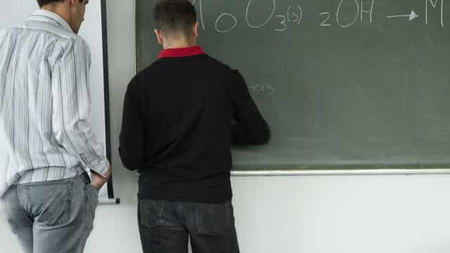 Professores excluídos dos concursos pediram hoje respostas no ministério