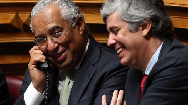 "Candidatura de Centeno visa estabelecer consensos e ""reunir todos"""