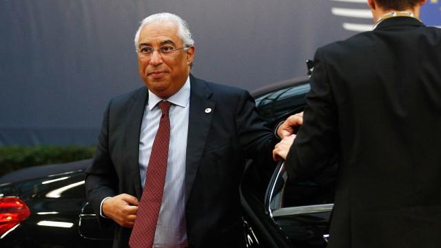 Mário Soares: Costa 'fecha' livro de homenagem ao fundador