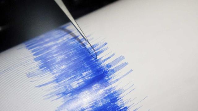 Registado sismo na ilha de São Miguel