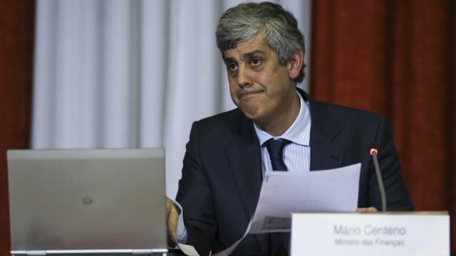 Zona euro: Centeno espera receber mandato para trabalhar no orçamento