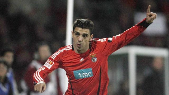"""""""O Benfica está sempre no meu coração e na minha cabeça"""""""