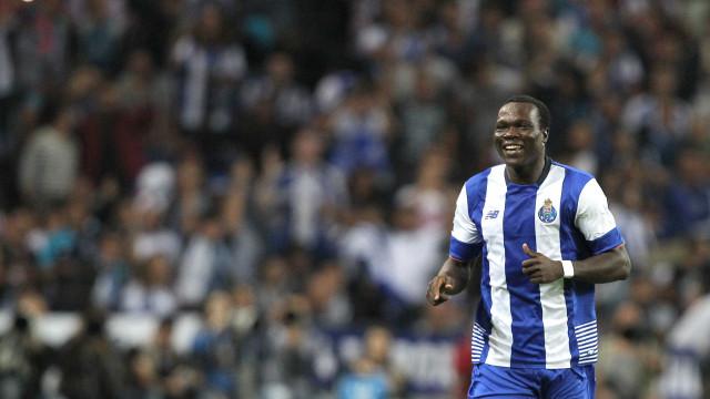 FC Porto não desiste da renovação de Aboubakar