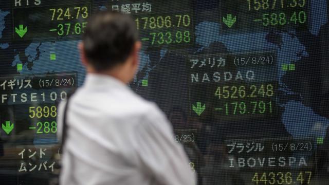 Bolsa de Tóquio fecha com queda de 0,31 %