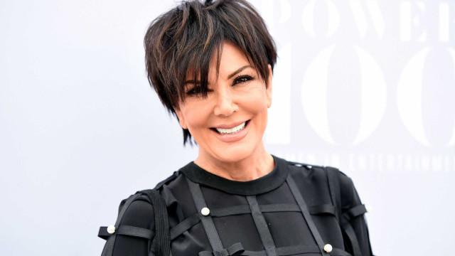 Kris Jenner já gastou 10 mil dólares em presentes para filha de Kim