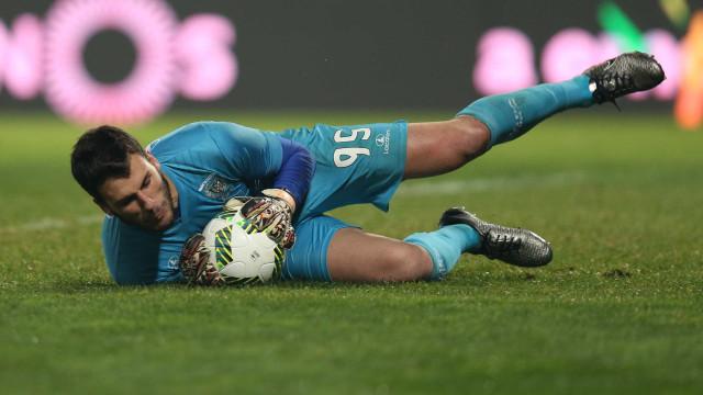 André Moreira pode assinar pelo Benfica na próxima semana