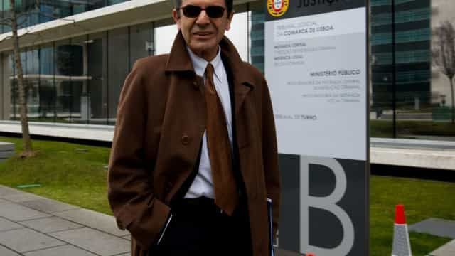 MP pede pena de 3 anos e 4 meses para Manuel Maria Carrilho