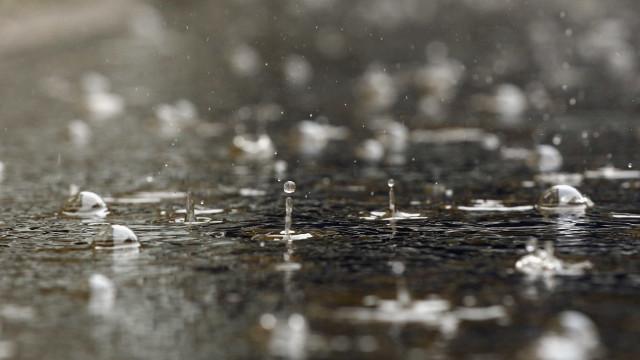 Nove distritos sob aviso amarelo devido a previsão de chuva
