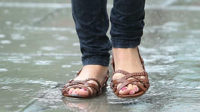 Temperaturas até 37ºC, mas adivinhe quem está de volta... a chuva