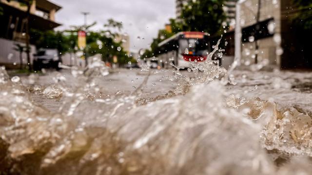 Viana, Braga, Porto, Aveiro e Vila Real em aviso laranja devido à chuva