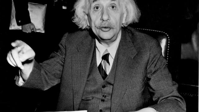 A 'carta de Deus' de Einstein vai a leilão