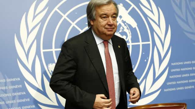 """Guterres: """"Saúde é um direito e questão central para paz e segurança"""""""