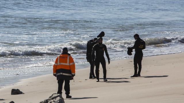 Suspensas buscas pelo jovem desaparecido na Trafaria