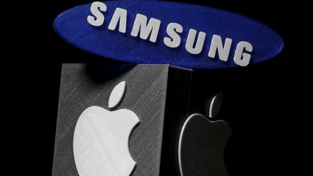 Saiba quanto recebe a Samsung por cada iPhone X vendido