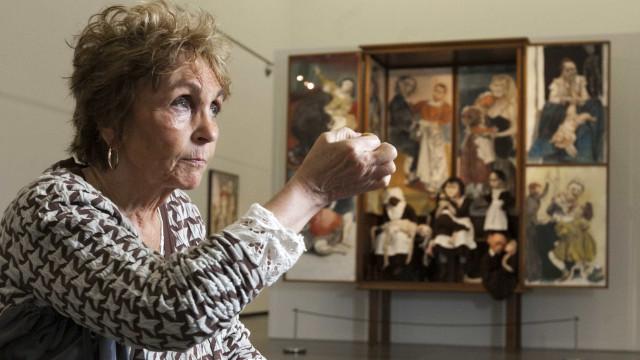 Marcelo quer repetir gesto de Sampaio e agraciar pintora Paula Rego