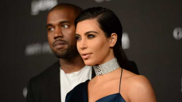 Kanye West antecipa Dia dos Namorados com 'serenata'