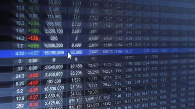 Bolsas europeias em baixa à espera de declarações de Trump