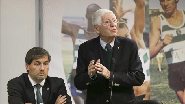 """""""Fui desrespeitado por Bruno de Carvalho"""""""