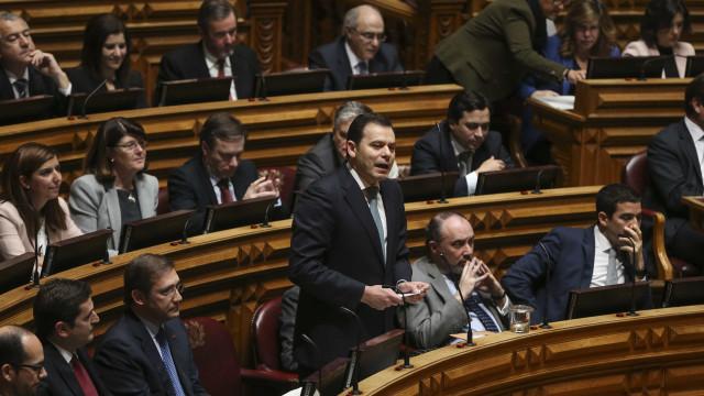 PSD desafia primeiro-ministro, PCP e BE a darem explicações sobre TSU