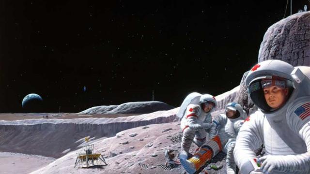 Falsa missão a Marte: Eis o que os 'astronautas' mais sentiram falta