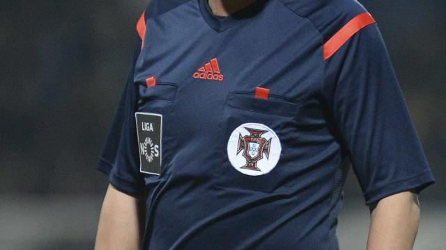 DIAP quer saber se houve interferência na despromoção de árbitros