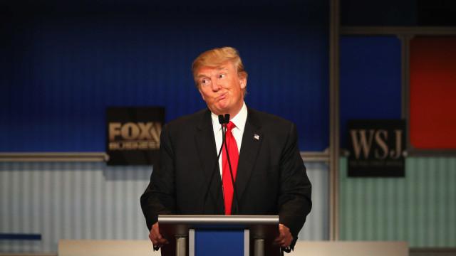 """Trump diz que decisão sobre o Irão """"está para breve"""""""