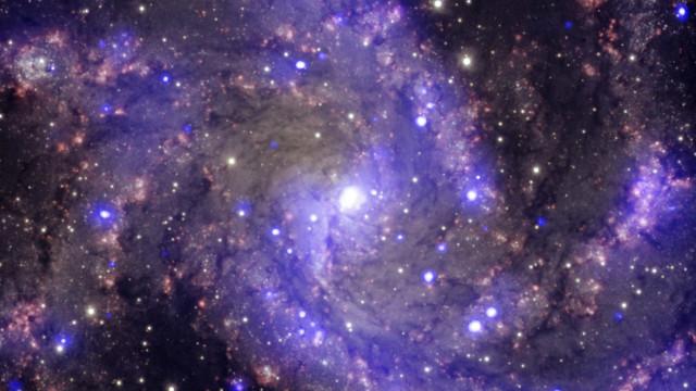 Descoberta de portugueses permite entender melhor formação das galáxias