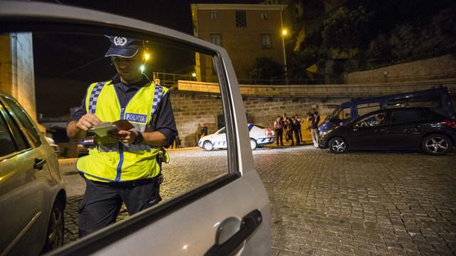 PSP deteve 12 pessoas durante a madrugada