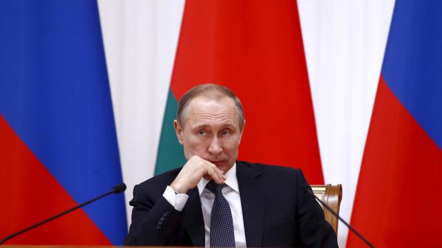 """Putin: """"A inteligência artificial é o futuro da raça humana"""""""