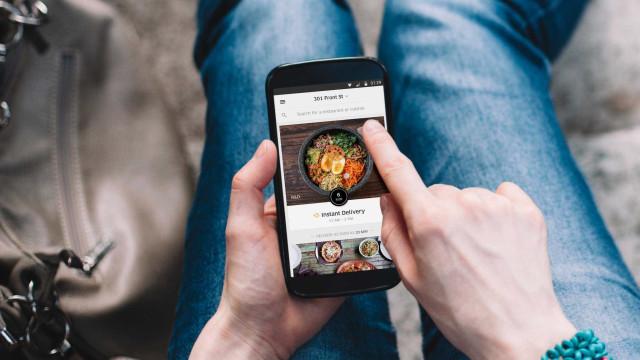 A Uber já entrega comida em Lisboa