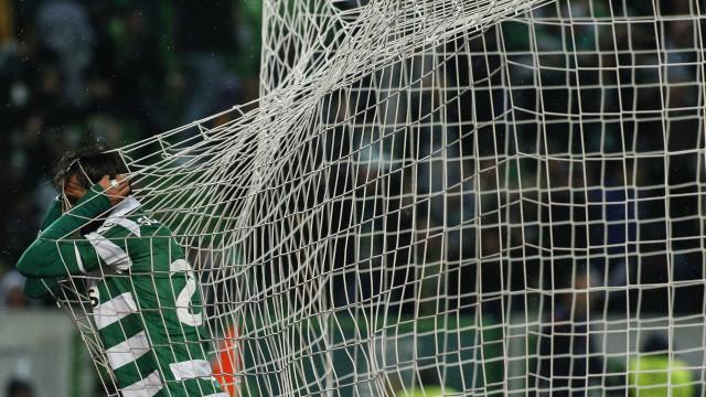 Afastamento valeu brutal desvalorização a dupla do Sporting