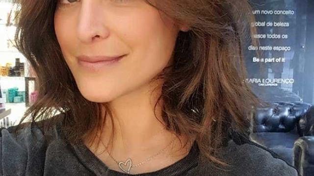 A preparar-se para o Natal, Andreia Dinis homenageia a mãe