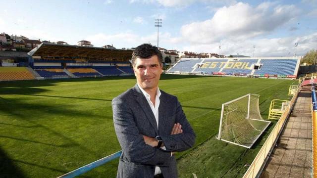 """Presidente do Estoril garante: """"Bancada vai abrir e não haverá problema"""""""