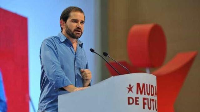 Ex-deputado José Gusmão é número dois da lista do Bloco para as Europeias