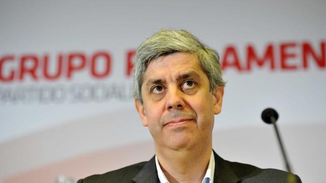 Mário Centeno convicto de que a meta do défice será alcançada